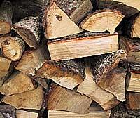 Brennholz selber gemacht